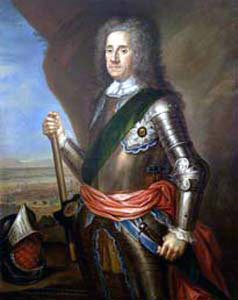 Lord Orkney: Battle of Malplaquet 11th September 1709 War of the Spanish Succession