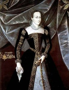 Mary Queen of Scots: executed by Queen Elizabeth I as the focus for Catholic plotting against the English Crown. Mary's death may have been the final trigger for the launching of the Armada against England: Spanish Armada June to September 1588