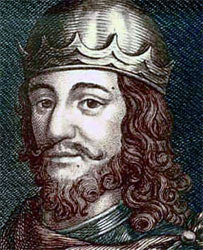 Robert de Bruce, King of the Scots from 1306 to 1329: Battle of Bannockburn 23rd and 24th June 1314