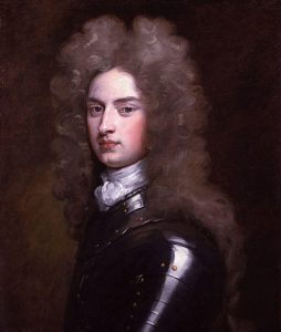 Arnold Joost van Keppel 1st Earl of Albemarle: picture by Sir Godrey Kneller