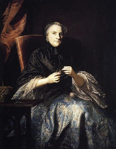 Anne, 2nd Countess of Alebemarle in later life