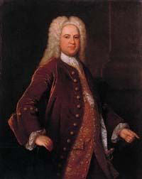 William Gooch, lieutenant-governor of Virginia from 1727 to 1749