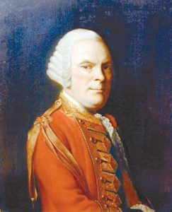 General James Abercrombie: Battle of Ticonderoga on 8th July 1758 in the French and Indian War
