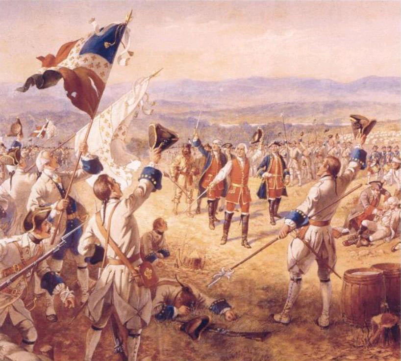 a history of the french and indian war fought between britain and france Causes of british and french rivalry in the colonies print the french and indian war colonial involvement in war between britain and france.