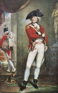 British Officer 1775: American Revolutionary War