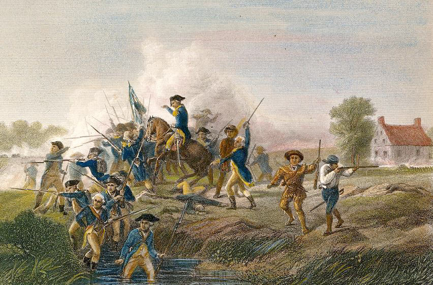 Battle of Long Island - British Battles on