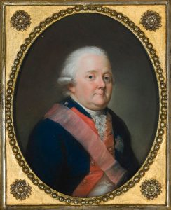 Baron Riedesel: Battle of Hubbardton 7th July 1777 in the American Revolutionary War