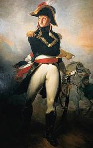 Marshal Junot: Battle of Vimeiro on 21st August 1808 in the Peninsular War: buy a picture of Marshal Junot