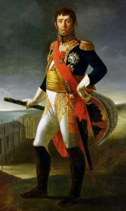 Marshal Soult French commander at the Battle of Corunna on 16th January 1809 in the Peninsular War