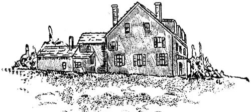 Paoli Tavern: Battle of Paoli on 20th/21st September 1777 in the American Revolutionary War