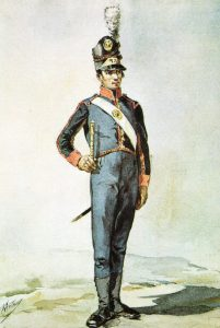 Portuguese Army fifer: Battle of Vimeiro on 21st August 1808 in the Peninsular War