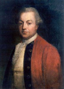 Brigadier Simon Fraser of Balnairn: Battle of Saratoga on 17th October 1777 in the American Revolutionary War