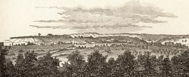 Harlem Heights: Battle of Harlem Heights 16th September 1776 in the American Revolutionary War