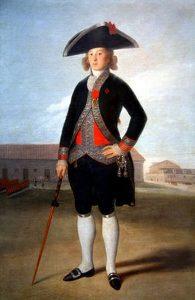 General La Peña: Battle of Barossa on 5th March 1811 in the Peninsular War
