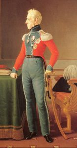 Danish Crown Prince Frederick: Battle of Copenhagen on 2nd April 1801 in the Napoleonic Wars