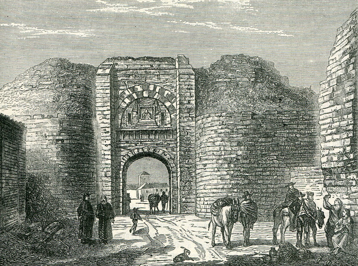 Gate of Talavera: Battle of Talavera on 28th July 1809 in the Peninsular War