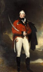 General Thomas Graham: Battle of Barossa on 5th March 1811 in the Peninsular War: buy a picture of General Graham