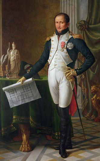 Joseph Bonaparte: Battle of Vitoria on 21st June 1813 during the Peninsular War: buy a picture of Joseph Bonaparte