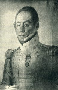 Lieutenant Colonel Charles Cameron of the Buffs wearing the General Service Medal with Peninsular clasps: Battle of the Crossing of the Douro on 16th May 1809 in the Peninsular War