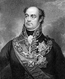 Marshal William Carr Beresford British Commander at the Battle of Albuera on 16th May 1811 in the Peninsular War: buy this picture
