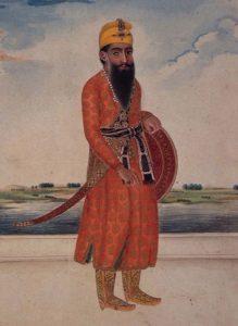 Ranjit Singh, Sikh Maharaja of Punjab