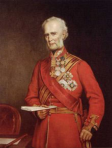 General Sir John Keane: Battle of Ghuznee on 23rd July 1839 in the First Afghan War