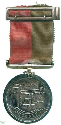 Ghuznee Medal: Battle of Ghuznee on 23rd July 1839 in the First Afghan War