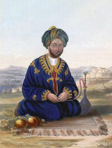 Hyder Khan: Battle of Ghuznee on 23rd July 1839 in the First Afghan War