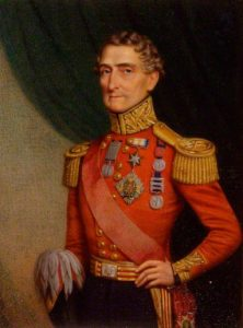 General Harry Smith, British commander at the Battle of Aliwal on 28th January 1846 in the First Sikh War