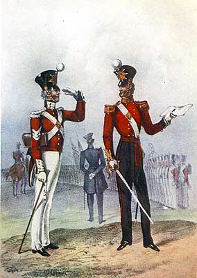 HM Regiment of Foot: Siege of Jellalabad from 12th November 1841 to 13th April 1842 during the First Afghan War