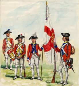 Irish Regiments in the French army, Dillon and Walsh: Siege of Savannah, September and October 1779 during the American Revolutionary War