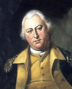 Major General Benjamin Lincoln: Siege of Charleston April and May 1780 in the American Revolutionary War