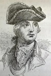 Major General Robert Howe, American commander at the capture of Savannah on 28th December 1778 in the American Revolutionary War