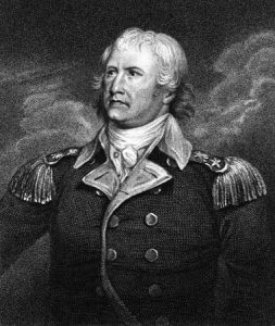 General William Moultrie: Siege of Charleston April and May 1780 in the American Revolutionary War
