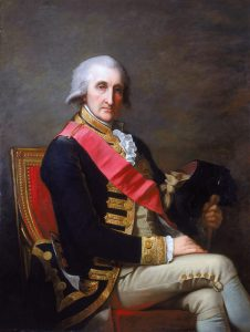 Admiral George Rodney: the Great Siege of Gibraltar from 1779 to 1783 during the American Revolutionary War