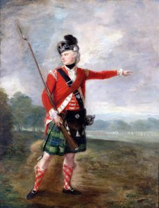 Light Company Officer of the 73rd Highland Regiment: the Great Siege of Gibraltar from 1779 to 1783 during the American Revolutionary War