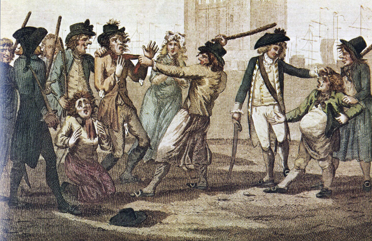 Royal Navy Press Gang 1780: 'Moonlight Battle,' Cape St Vincent on 16th January 1780 in the American Revolutionary War
