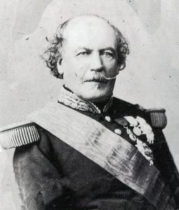 French General Canrobert during the Siege of Sevastopol September 1854 to September 1855