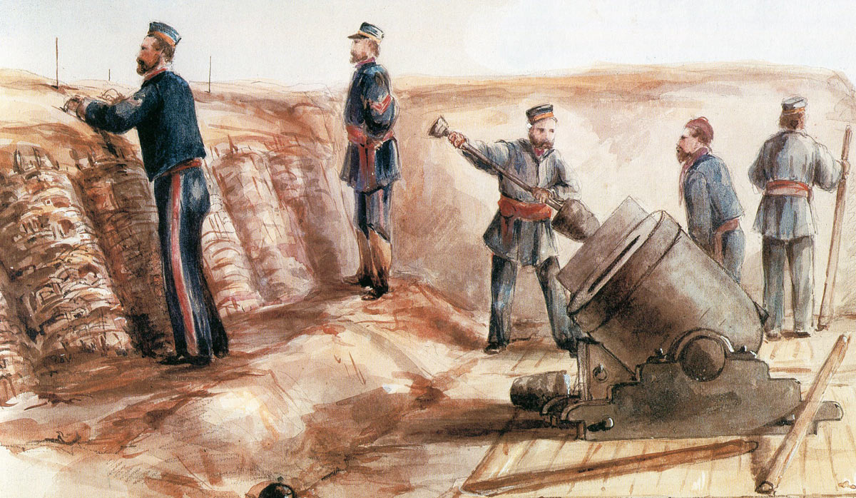 The Great Mortar: Siege of Sevastopol September 1854 to September 1855