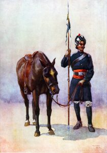19th Bengal Cavalry, Fane's Horse: Battle of Ahmed Khel on 19th April 1880 in the Second Afghan War