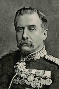 Major General Gerald Graham VC, British Commander at the Battle of El Teb on 29th February 1884 in the Sudanese War