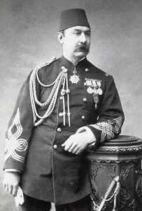 Baker Pasha: Battle of El Teb on 29th February 1884 in the Sudanese War