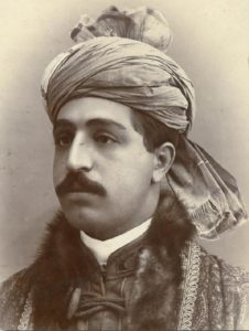 Mohammad Ayoub Khan, Afghan commander at the Battle of Maiwand on 26th July 1880 in the Second Afghan War