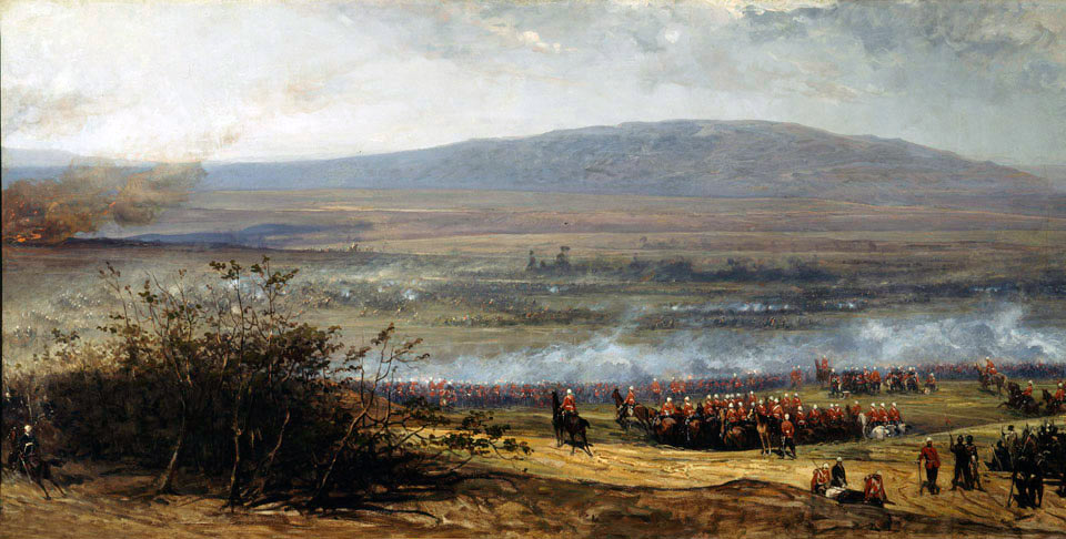 attle of Ulundi on 4th July 1879 in the Zulu War