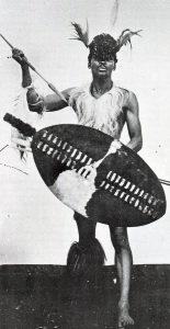 Zulu Warrior: Battle of Isandlwana on 22nd January 1879 in the Zulu War
