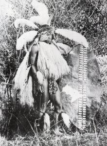 Zulu Warrior: Battle of Rorke's Drift on 22nd January 1879 in the Zulu War