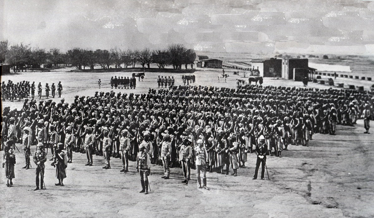 Bengal Native Infantry Regiment: Second Afghan War