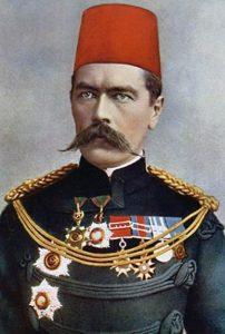 The Sirdar, Major General Herbert Kitchener: Battle of Omdurman on 2nd September 1898 in the Sudanese War