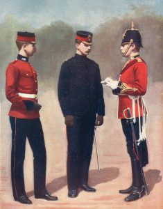 King's Royal Lancaster Regiment: Battles of Val Krantz and Pieters 5th to 28th February 1900 in the Great Boer War