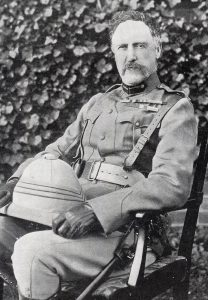 Major General Lyttelton, commander of British Fourth Brigade: Battles of Val Krantz and Pieters 5th to 28th February 1900 in the Great Boer War